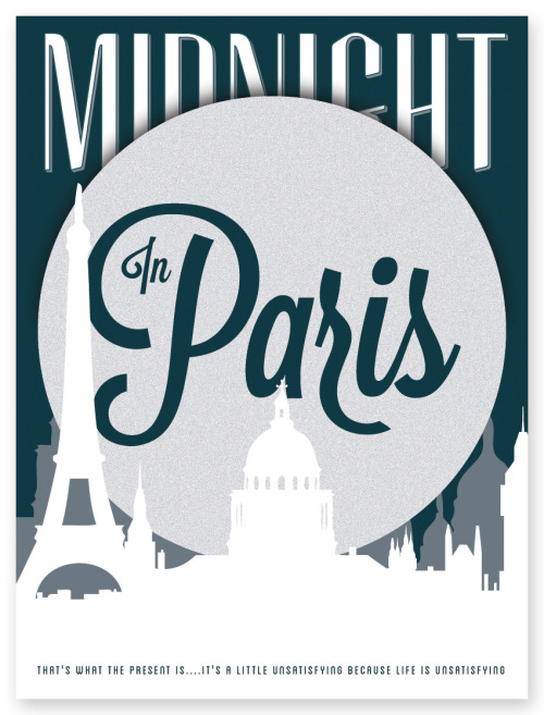 Midnight in Paris by tryclassic