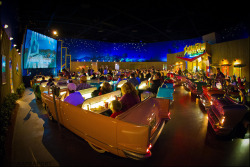 Sci-Fi Dine-In Theater @ Disney's Hollywood Studios 2012 by Alan Rappa on Flickr.