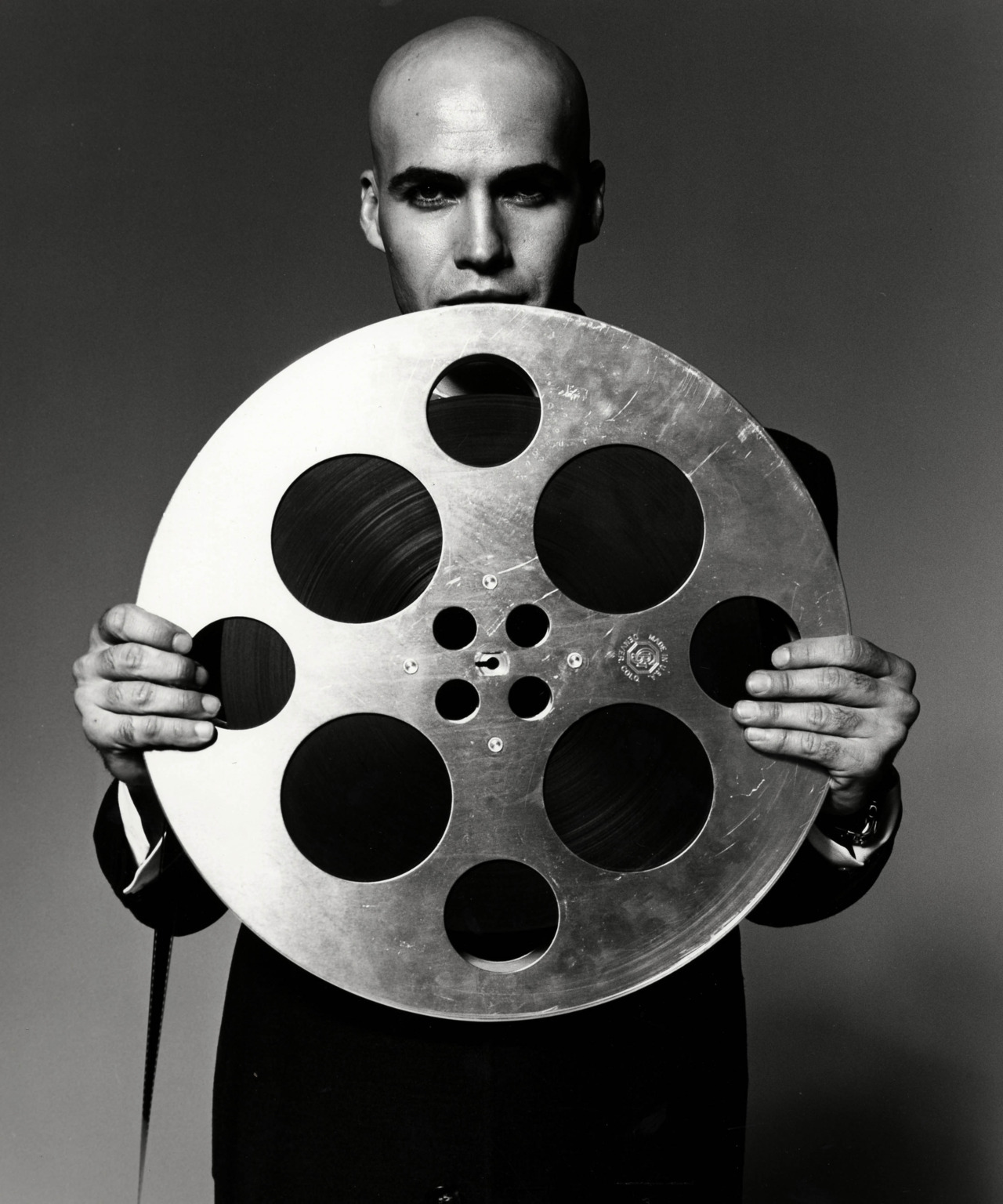 Billy Zane by Michel Comte