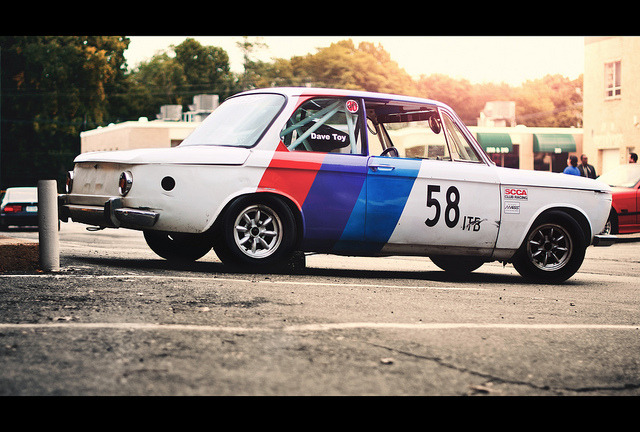 BMW 2002 by James Pankiewicz on Flickr.perfection