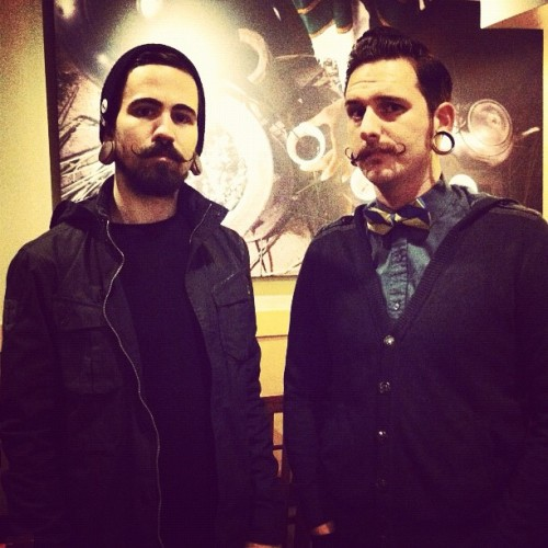 Best. Mustaches. Ever.