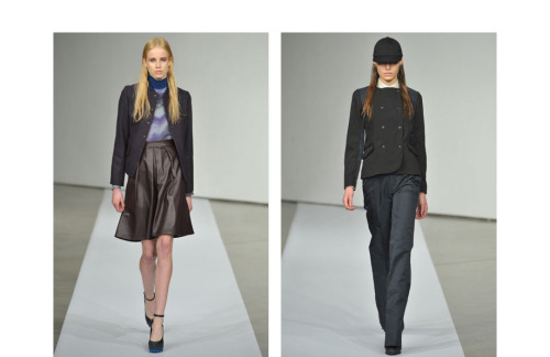 RUNWAY: Patrik Ervell's Fall / Winter 2012 Show. See all looks here.
