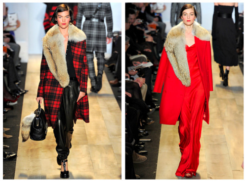 NYFW finishes with Oscar, Mendel, Kors and Marc on today's blog. Oh, also: Anna v Anna? You decide.