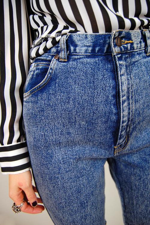 fashion jeans skinny vintage Grunge 90's goth