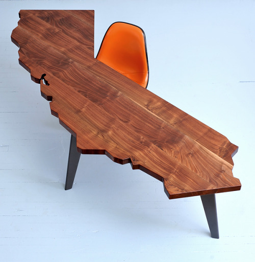 robertogreco:  California Series, J. Rusten Furniture Studio