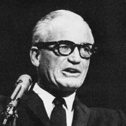 "Is 2012 going to be a Goldwater style disaster? ""A specter is haunting the Republican establishment—the specter of Barry Goldwater. With recent polling data suggesting that Rick Santorum has surged ahead of Mitt Romney among Republican voters nationwide, the people whose livelihoods depend on Republican electoral victories are terrified by the growing possibility of a massive wipeout in November, much like the one that Republicans experienced in 1964, when Goldwater was their nominee."" —Geoffrey Kabaservice, ""How the GOP's Looming Election Disaster Is, and Isn't, like 1964"""