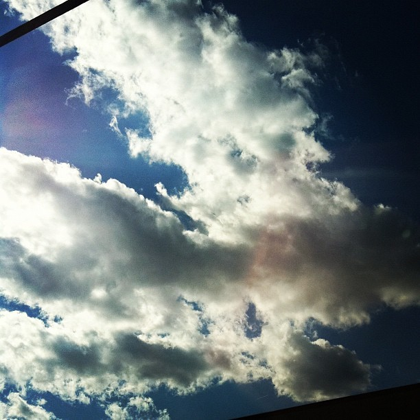 #love #perfect #cloud  (Taken with instagram)