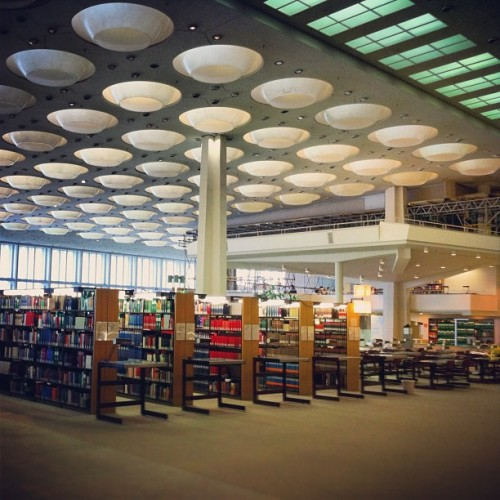 3 Staatsbibliothek zu Berlin (Taken with instagram)
