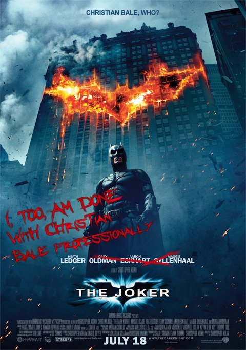 Honest Movie Titles: Oscar Edition The Dark Knight: The Joker [Like following us on Tumblr? Join the party on Facebook!]