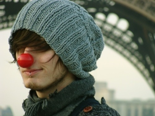 gay-amber-wolfie:  Love the nose. XD  I like this… A lot