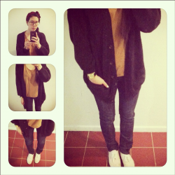 Today's outfit of the day! Simple & comfy :).