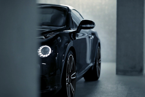 fuckyeahthebetterlife:  Bentley Continental GT