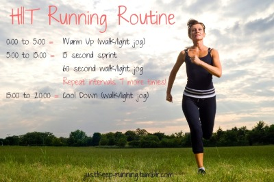 A HIIT running routine for you to do on the treadmill, track, or outside anywhere!  CLICK HERE FOR MORE JKR WORKOUTS!