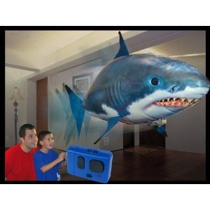 Air Swimmer Remote Control Inflatable Flying Shark  Click on the picture for more details