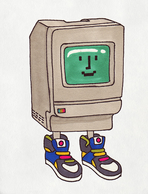 i1990 illustration by Jason Yang :: via flickr.com