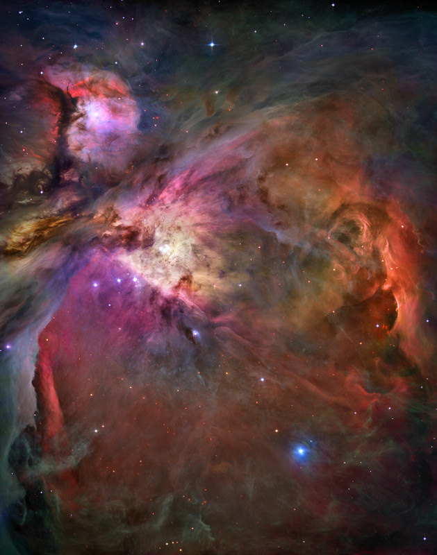 Orion Nebula Photographic Print by DeepSpacePhotography