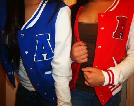 mac-hollywoodswagg:  Girls with letterman jackets = SWAGG