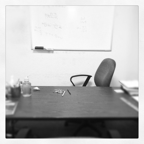 Where the math teaching magic happens. #whereiwork #febphotoaday  (Taken with instagram)