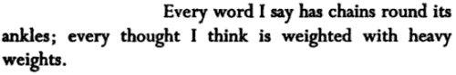 aseaofquotes:  Jean Rhys, Good Morning, Midnight