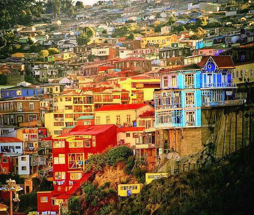 Valparadise City