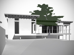 Matthews Beach Residence With Erich Remash Architect, 2010. This is a new house built on top of and expanding upon an existing foundation. To see photos of the construction process, see Erich's Facebook page here. General Contractor: Grillo Construction Structural Engineer: Swenson Say Faget