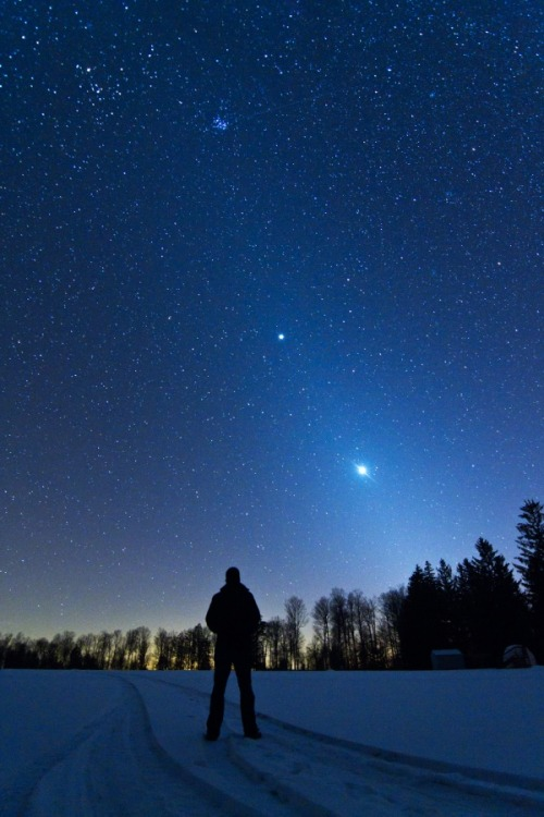 A Zodiacal Skyscape Image Credit & Copyright: Jack Fusco