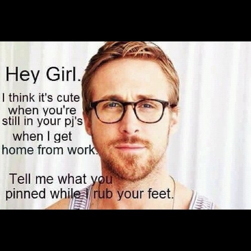 onestepclosertomyheaven:  Hey girl. (Taken with instagram)