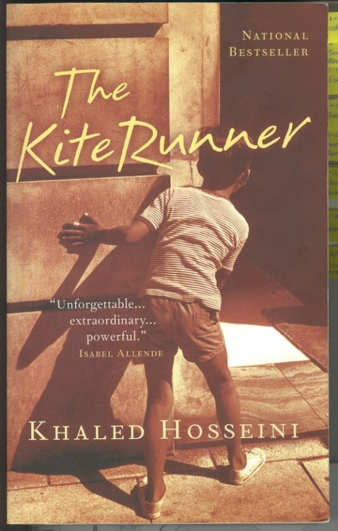 "The Kite Runner by Khaled Hosseini ""For you a thousand times over…"""