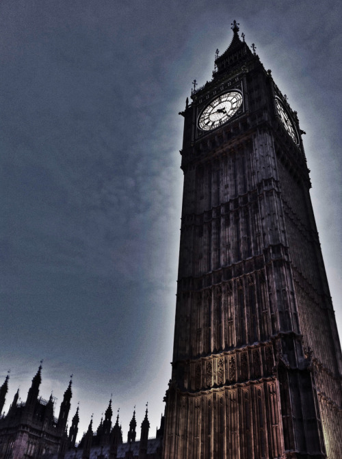 - Big Ben, London, UK Photo by: Cam Standish