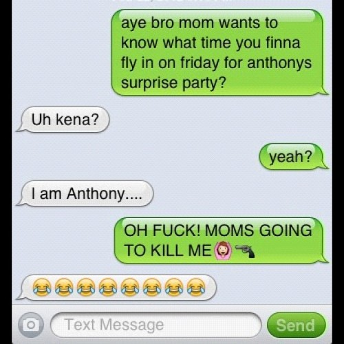 convo between we & my brother smdh fail! #fail #brother #family #smdh #smh #epicfail #convo #text #textoftheday #iphone #instagram #pictureoftheday #picoftheday #photooftheday  (Taken with instagram)