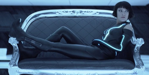 tehjeff:  God I love Olivia Wilde in Tron: Legacy. She's so goddamned adorable, embodying a sort of curiosity and innocence that's played out perfectly, but is still goddamned sexy as hell.