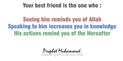your best friend