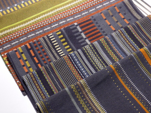 Here's a sneak peek of Paul Smith's new fabric, Point - launched at Republic of Fritz Hansen's flagship London store last night. Created for textile brand Maharam, the pattern is inspired by Fair Isle sweaters.