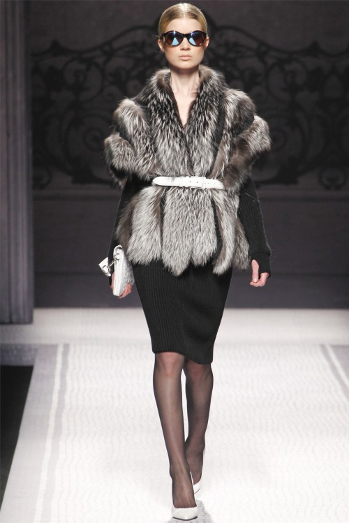 Alberta Ferretti Fall/Winter 2012.