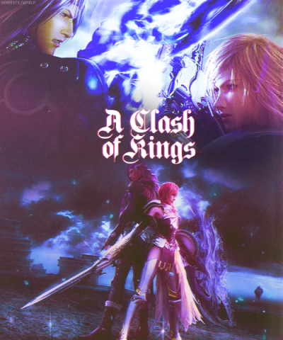 A Song of Ice and Fire Meets Final Fantasy┗ Lightning×Caius — A Clash of Kings