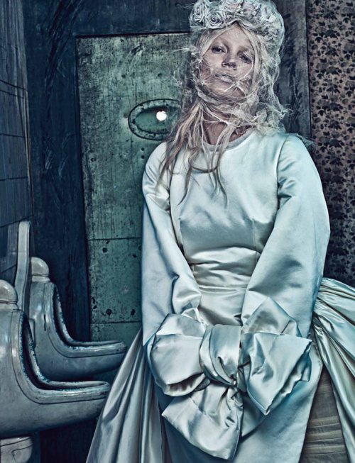 pinth:  Kate Moss by Steven Klein for W Magazine March 2012