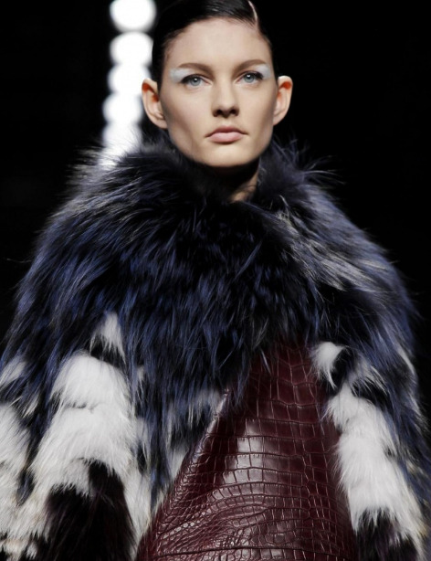 Fendi Fall/Winter 2012.