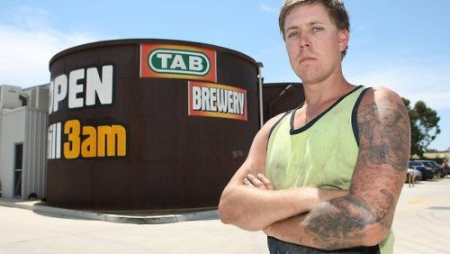 "The Australian Hotel at Rouse Hill has banned  any patrons with visible tattoo's. Matt Morris 26 from Sackville thinks  it's wrong and has been denied entry to the hotel. Picture: Angelo  Soulas  THE backlash against tattoos has spread to restaurants and pubs, which are banning patrons with visible ink.  From Rouse Hill in Sydney's northwest to wealthy Double Bay in the  east, signs are being erected warning patrons they will not be allowed  in unless they cover up.The ""no tattoo"" policies followed NSW Police  looking to ban tattoos from the force. While some pubs and restaurants have formal bans on tattoos, many others have informal policies. Andrew  Stanway, owner of dining spot and watering hole Mrs Sippy in Double  Bay, made no apologies for the sign on his door: ""All body art is to be  covered and not visible to the naked eye."" Mr Stanway said the policy was to keep out ""riff-raff"". ""With some tattoos, people can be of a lesser persuasion, if you like,"" Mr Stanway said. ""We don't want the riff-raff, we don't want the crap. I've watched  too many places get ruined because of that. I've worked too hard for  that."" Mr Stanway said he had no problem with small, discreet  tattoos and did not mind if his policy discouraged young people from  dining there. ""If you want to come in, you've got to be respectful to my business by being respectfully dressed,"" he said. A sign at the Australian Hotel and Brewery in Rouse Hill reads: ""NO Visable (sic) Tattoo's (sic)."" The two-year-old pub only enforces the policy on Thursday, Friday and Saturday nights and also bans ""gangs or gang clothing"". Matt  Morris, a 26-year-old spray painter from Windsor, was rejected at  Christmas over his three-quarter ""sleeve"" of tattoos on his left arm. ""They  wouldn't let me in the door. But then we came here for my friend's  party (on another occasion) and I put a long-sleeved shirt on and there  were staff and other people here with tattoos. I asked the bloke (on the  door) about the tattoo policy and they said it just depends on if they  don't like the look of you. So I just rolled up my sleeves,"" he said. General manager Marcello Colosimo said the tattoo ban applied to the hotel's staff as well as patrons. ""We  have a dress policy that comes into effect after 9pm on Thursday,  Friday, Saturday nights which includes: no hats, no thongs, no shorts,  no offensive or highly visible tattoos, no singlets. This applies to  staff as well,"" he said. ""At all other times, these are all welcome."" Coogee  Bay Hotel last year had a sign on the doors saying: ""Entry is not  permitted to anyone when wearing visible tattoos."" But the sign has  since been removed and when contacted by The Sunday Telegraph, a spokeswoman denied there was a no-tattoo policy. Australian  Hotels Association chief executive Paul Nicolaou said licensees were  within their rights to deny entry to anyone as long as they do not  breach anti-discrimination laws. Original source: http://www.news.com.au/breaking-news/sydney-hoteliers-move-to-ban-patrons-with-visible-tattoos/story-e6frfku0-1226274996372#ixzz1nDKnEoea"