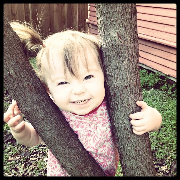 We hug trees (Taken with instagram)