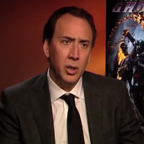 Nicolas Cage talks the future of cinema Our friends at Official Nintendo Magazine have had a chat with Nicolas Cage for the latest episode of NintendoTV, and they've shared some of the offbeat actor's insights with us…
