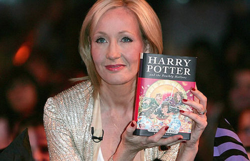 "thedailywhat:  Breaking J.K. Rowling News of the Day: News from the industry vine this morning is that J.K. Rowling has officially signed a book deal with Little, Brown, and will soon be releasing her highly anticipated Harry Potter follow up. No word yet on title, plot, or publication date, but word is that the book's target audience will be adults. ""Although I've enjoyed writing it every bit as much, my next book will be very different to the Harry Potter series,"" said the author in a press release.  The freedom to explore new territory is a gift that Harry's success has brought me, and with that new territory it seemed a logical progression to have a new publisher. I am delighted to have a second publishing home in Little, Brown, and a publishing team that will be a great partner in this new phase of my writing life.  [galleycat.]"