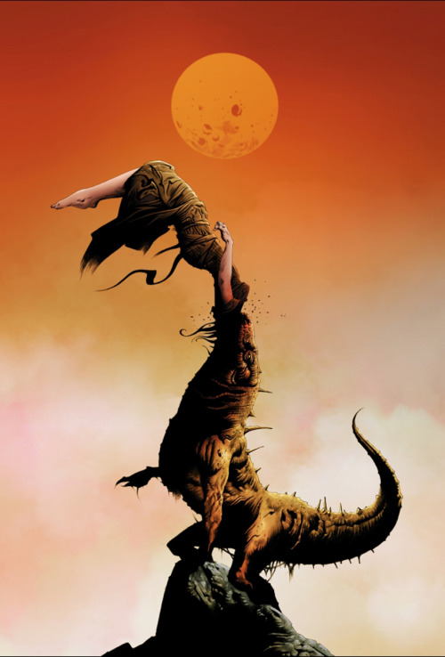 theartofanimation:  Jae Lee - The Dark Tower