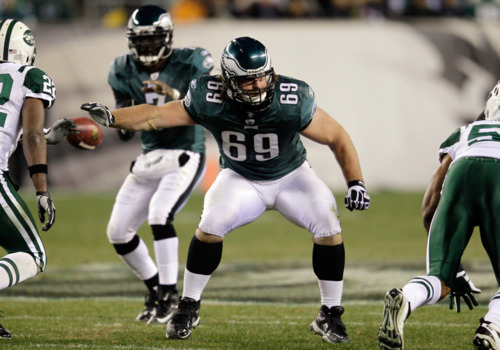 Evan Mathis Eagles
