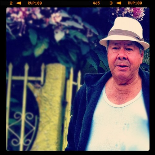 Don Erasmo (Taken with instagram)
