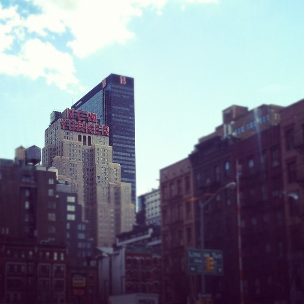 #NYC again. #street #city #newyork  (Taken with instagram)