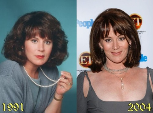 Happy 61st (!) birthday, Patricia Richardson. Somebody's home needs no improvement.