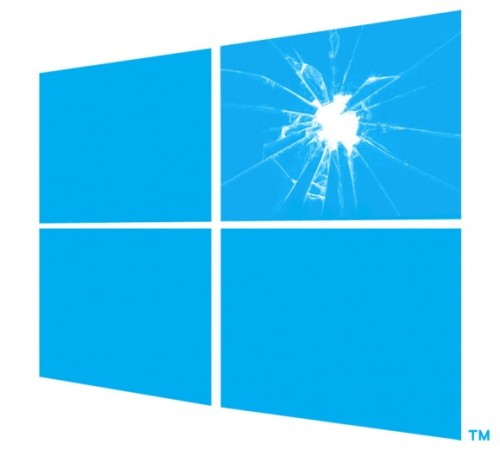 Finally - Windows 8 Logo Redesign is Cracked