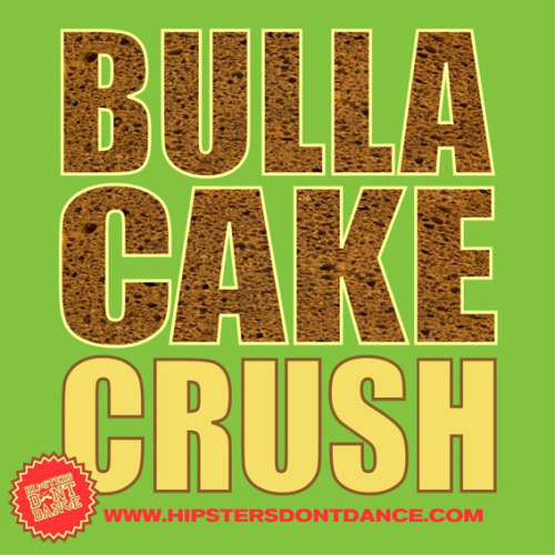 Bulla Cake Crush  Cover Illustration February 2012