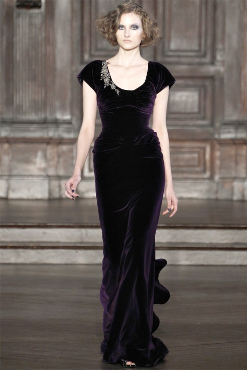 oncethingslookup:  L'Wren Scott Fall 2012 RTW