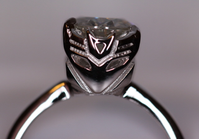 Transformers wedding ring :)